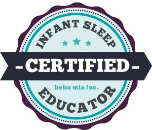 sleep educator, certified, gentle sleep consultant